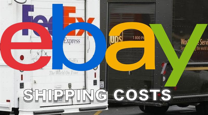 ebay shipping vie fedex or ups