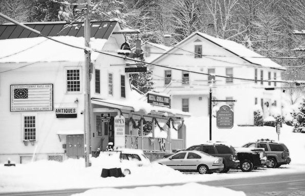 Pittsfield Vermont - Country Store