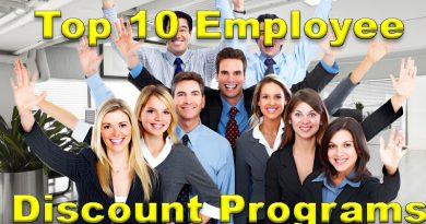 Top 10 Employee Discount Programs