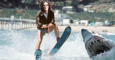 howard stern jumps the shark