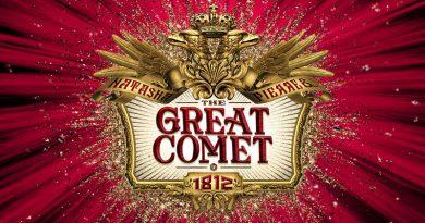 Great Comet on Broadway