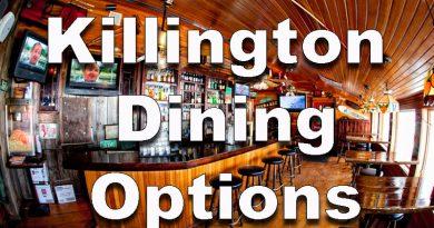 killington dining options