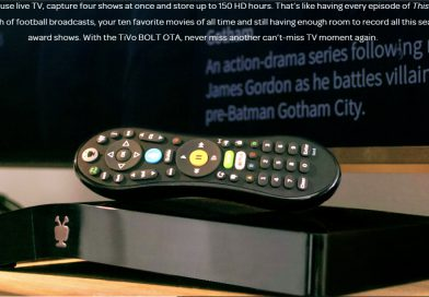 The New Tivo Bolt Ushers In A New Era For Cord Cutters