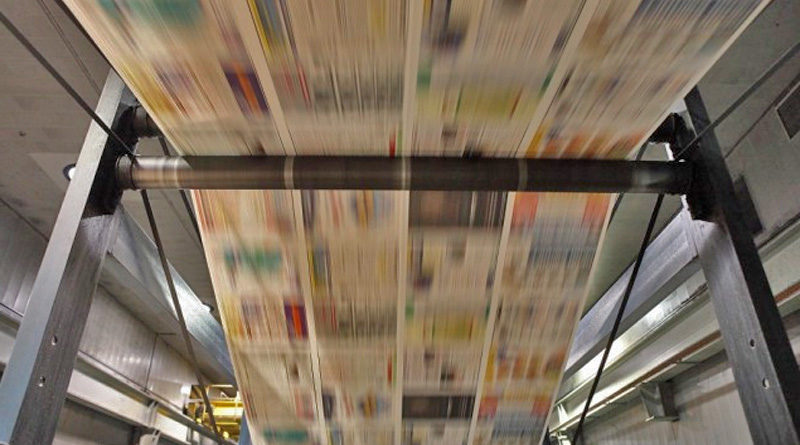 free publishing on our printing press